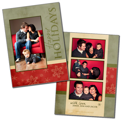 Free Holiday Templates from focused by whcc